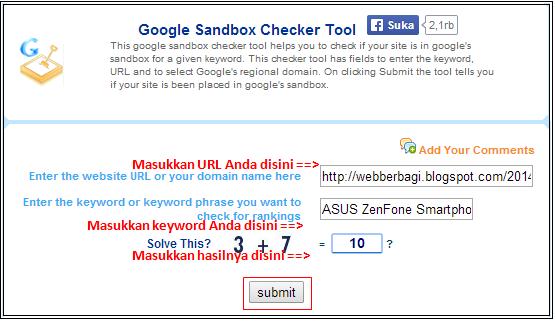google-sandbox-checker-tool