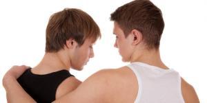 mengintip kehidupan homo seksual